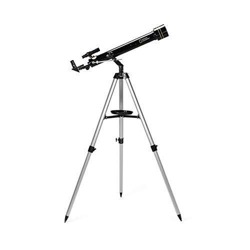 NATIONAL GEOGRAPHIC 屈折式天体望遠鏡 90-11100 スポーツ レジャー レジャー用品 望遠鏡 14067381 [並行輸入品] B07SKLD3MC