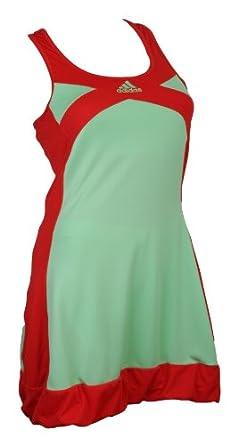 adidas - Vestido de pádel para mujer, tamaño 30 UK, color verde ...