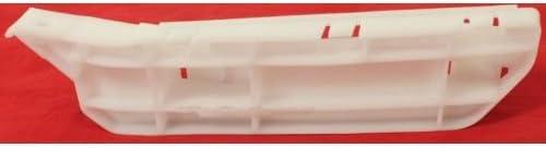 Versa Front Bumper Bracket RH Side Perfect Fit Group REPN013103 Plastic