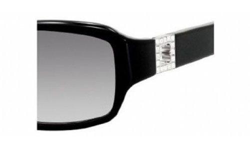 LIZ CLAIBORNE SUNGLASSES LZ 534/S 0807 BLACK - Claiborne Sunglasses