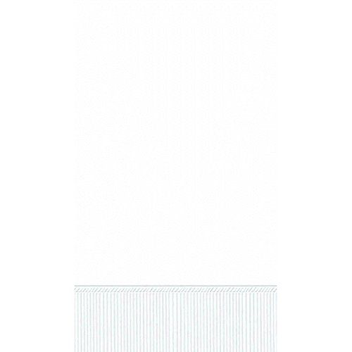 Frosty White 3-Ply Guest Towels   Party Supply   192 ct.