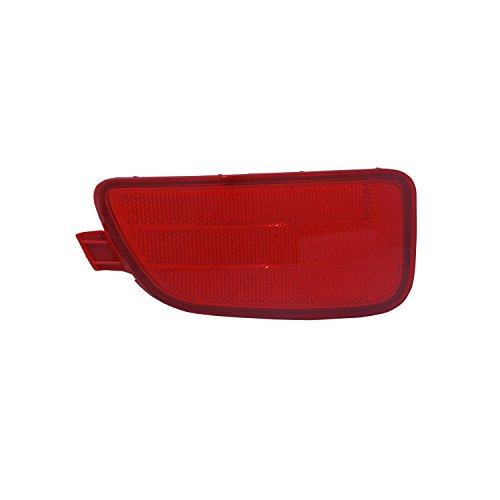 - TYC 17-0354-00-1 Kia Soul Left Replacement Reflex Reflector