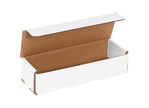 "RetailSource M932x50 9 x 3 x 2"" White Corrugated Mailers, for sale  Delivered anywhere in USA"