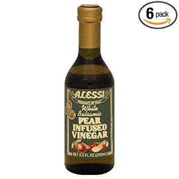 Alessi Vinegar - Vinegar White Balsam Pear -Pack of 6