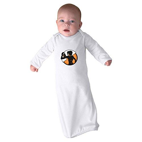 Cute Rascals Kettlebell with Heart Sport Infant