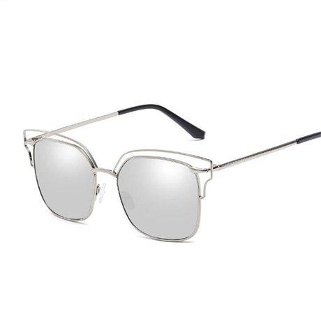 sol Gafas Hombres Cristal Diseñador Clásicos Vintage GGSSYY de Lentes Naranja Mirror de la Beige marca de Mujer Gafas fEqdIpw