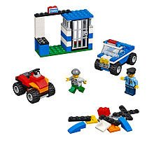 LEGO Bricks & More Police Building Set 4636