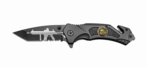 Rogue-River-Tactical-Black-Assist-Rescue-Pocket-Knife-Special-Forces-Tanto-Blade-with-Glass-Breaker-Seat-Belt-Cutter-Assisted-Combat-Knives