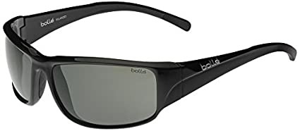 Bolle Keelback Polarized Tns Oleo AF, Shiny Black