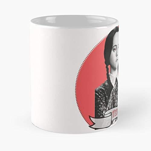 Addams Family Wednesday Morticia Gomez - Handmade Funny 11oz Mug Best Holidays Gifts For Men Women Friends.