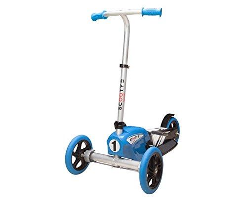 Scooty B Splitty Scoot - Blue