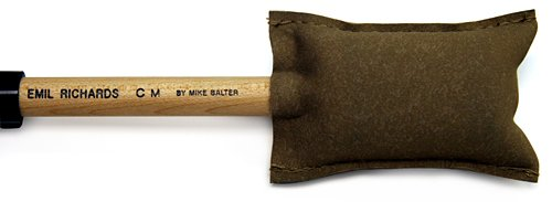 Mike Balter Emil Richards Series Conga Mallets by Mike Balter