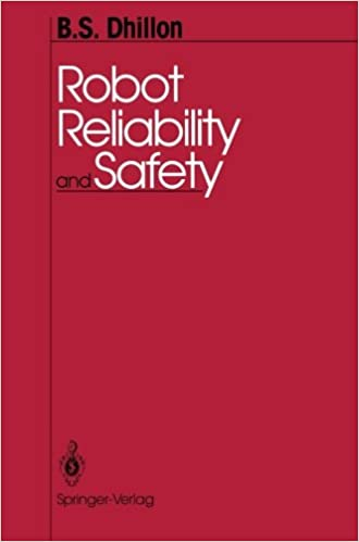 Book Robot Reliability and Safety