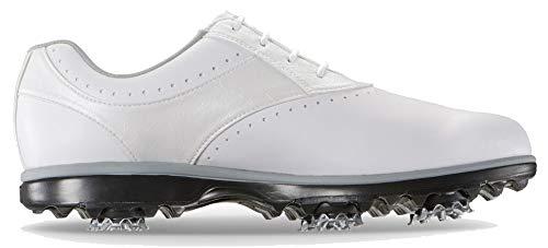 FootJoy Ladies Emerge Golf Shoes White 10 Medium