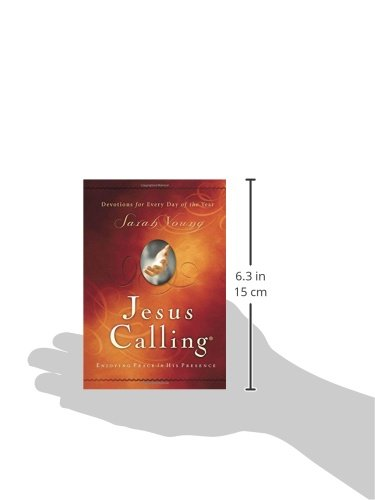 Jesus Calling: Enjoying Peace in His Presence (with Scripture
