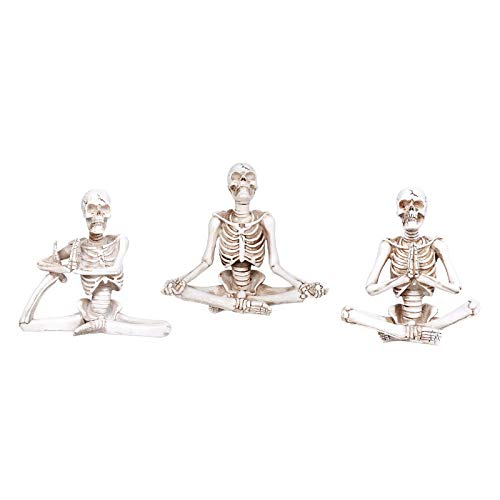 Amazon.com: Pacific Giftware PT - Estatuas para yoga (3 ...