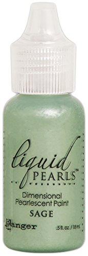 - Ranger Sage Liquid Pearls Dimensional Pearlescent Paint .5oz