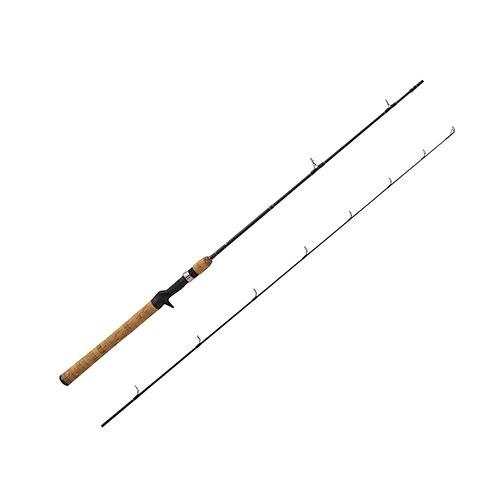 Eagle Claw BD66MC2 Diamond Series Im-6 Graphite Casting Rod, 6'6″ Length, 2 Piece, Im-6 Graphite, Medium Power, Casting Review