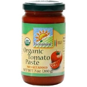 Bionaturae Organic Tomato Paste, 7 Ounce (Pack of (Tomato Paste Brands)