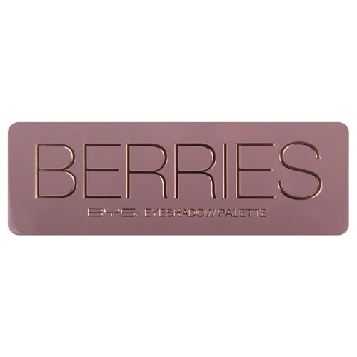BYS Berries Eyeshadow Palette Tin with Mirror Applicator 12 Matte & Metallic Shades by BYS (Image #3)