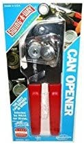 Swing-A-Way Can Opener, Manual