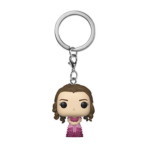 Funko Pop! Keychains: Harry Potter - Hermoine (Yule Ball), Multicolor