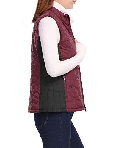 Outerwear Collo Autunno Fashion Cappotto Donna Smanicato Giovane Tempo Slim Eleganti Gilet Cerniera Invernali Turquoise Con Coreana Giacca Libero Women Fit ETZWwqz