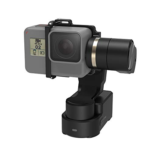 FeiyuTech WG2X 3-axis Wearable Gimbal Splash-Proof Stabilizer for GoPro Hero 7 6 5 4 Sony RX0 YI 4K SJCAM AEE Action Camera