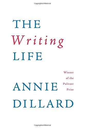 1d3497be7f1 The Writing Life  Annie Dillard  9780060919887  Amazon.com  Books