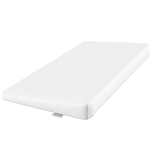 Modvel Crib Wedge Pillow – Sleep Positioner for Newborn Babies, Infants and Toddlers, Non-Slip Universal Fit with Baby Beds, Waterproof Removable Cover - with Anti-Skid Baby Socks (MV-127) from Modvel