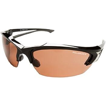 Edge Eyewear TSDKAP218 Khor Safety Glasses, Black with