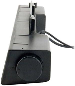 P2311; OptiPlex 7020; Professional P2210 Dell AX510 Sound Bar P2311; UltraSharp 19XX Gesamt P170 Lautsprecher 10 Watt - Schwarz f/ür PC 19XX f/ür Dell 1708