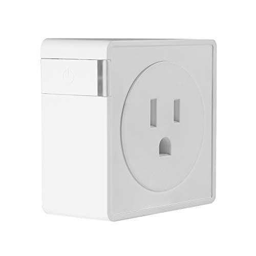 Sengled Smart Plug (Hub Required), Control Your Electronics from Anywhere, Compatible with SmartThings, Amazon Echo Plus and IFTTT