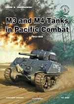M3 and M4 Tanks in Pacific Combat 1942 - 1945 - Armor Battle No. 1