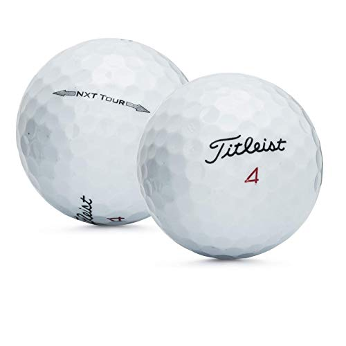 50 Titleist Nxt Tour Mix Aaaaa Mint Used Golf Balls