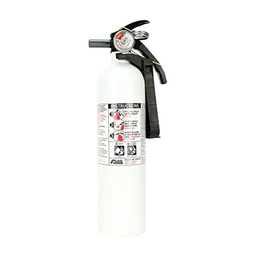 (Kidde 466628Mtlk Fire Extinguisher Gauge 10-B:C)