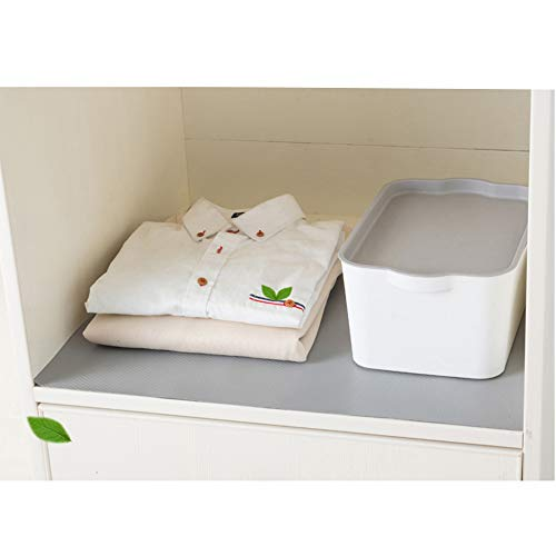 Polly Online Shelf Drawer Liner Refrigerator Pad EVA Non-Adhesive Cupboard Cabinet Mat Non-Slip Table Cover Mat (50x150cm) by Polly Online (Image #5)