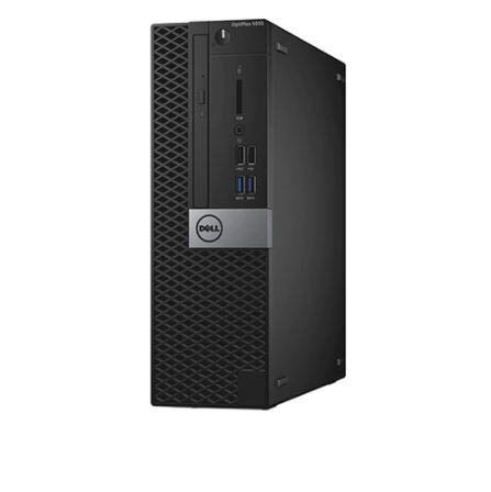 Dell OptiPlex 5055 Small Form Factor | AMD Ryzen 7 Pro 1700, 8 Core 3GHz | 16GB Memory | 256GB PCIe M.2 SSD | AMD Radeon R7 450 | Windows 10 Pro (Renewed)