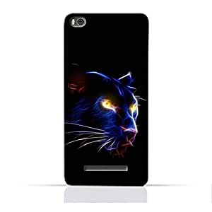 AMC Design Xiaomi Mi 4i TPU Silicone Protective case with Panther Eye Pattern