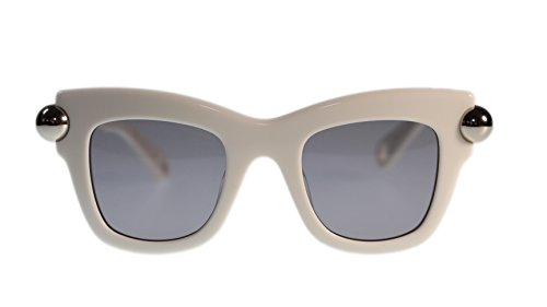 christopher-kane-sunglasses-ck0006s-004-white-with-grey-lens-square-46mm-authentic