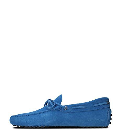Uomo Tod's Blu Mocassini Pelle XXM0GW05470RE0U608 qSTwxXYgw