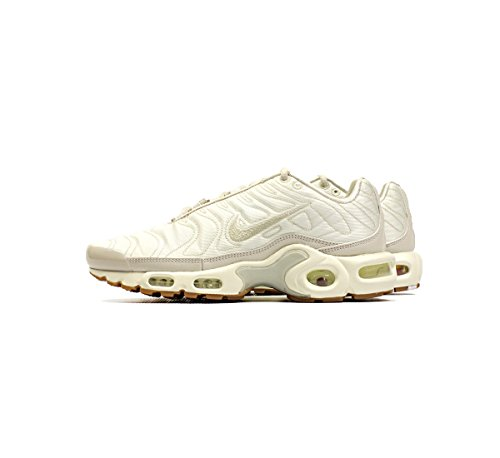 Nike Air Max Plus Premium Sneaker Light Bone Sail 002 Voor Dames