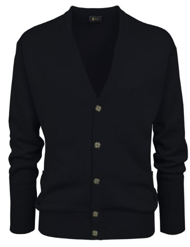 Gabicci Plain Button Cardigan