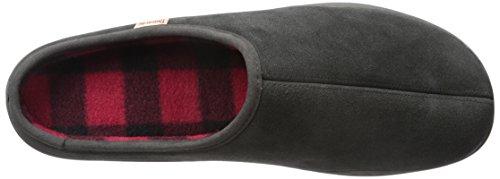 Clog Tamarac Men's Irish Slippers International Charcoal by Slipper Grey wqTRqP