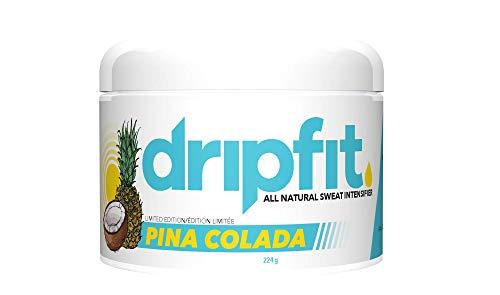 Drip Fit® 8oz Cream - 100% Natural Sweat Intensifier (Pina Colada)
