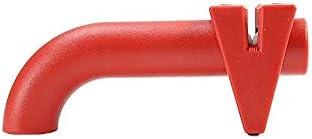 JMWJD シャープ機器、シングル口高品質シャープ機器、簡単にするために使用する、安全で省力化は、Aギフト(赤)として使用することができます (色 : 赤)