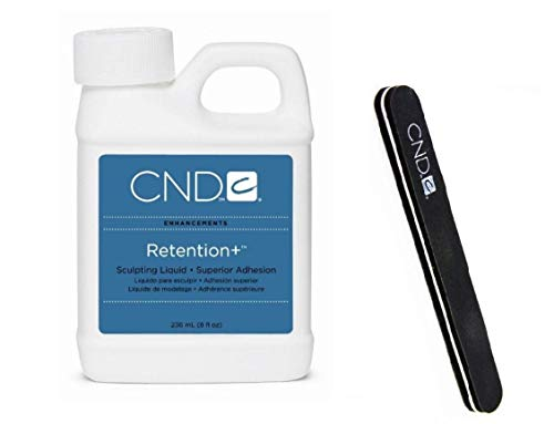 (Creative Nail Sculpting Liquid Retention + 8oz/ 236ml + Free bonus)