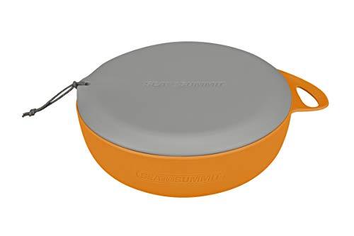 (Sea to Summit Delta Bowl with Lid (Orange))