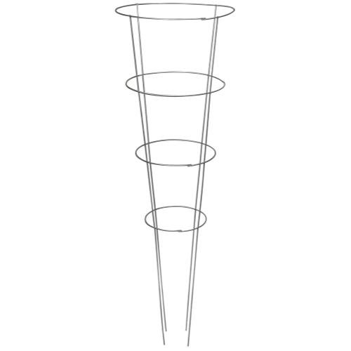 (Grower's Edge 4-Ring Tomato Cage - 42
