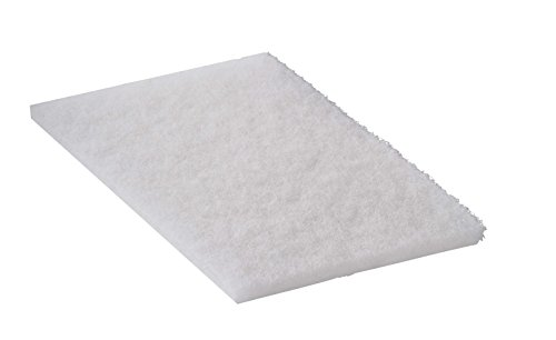 Americo Manufacturing 510110 92-98 Light Duty Hand Cleaning Pads (60 per Pack), White